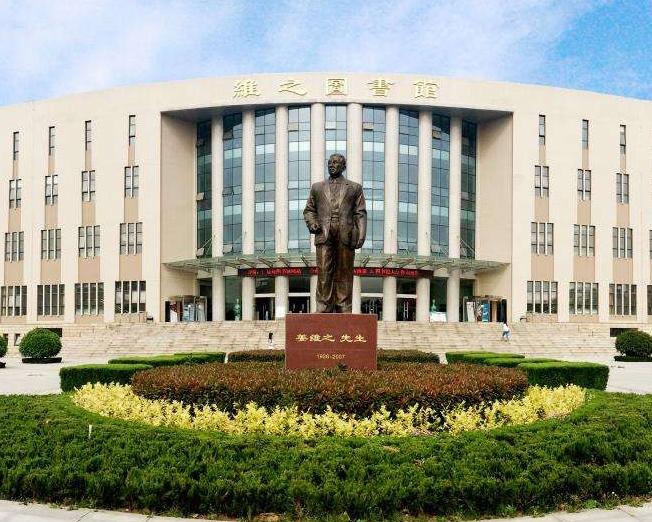 西安培华学院图书馆