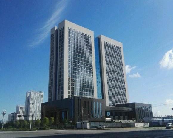榆林市民大厦